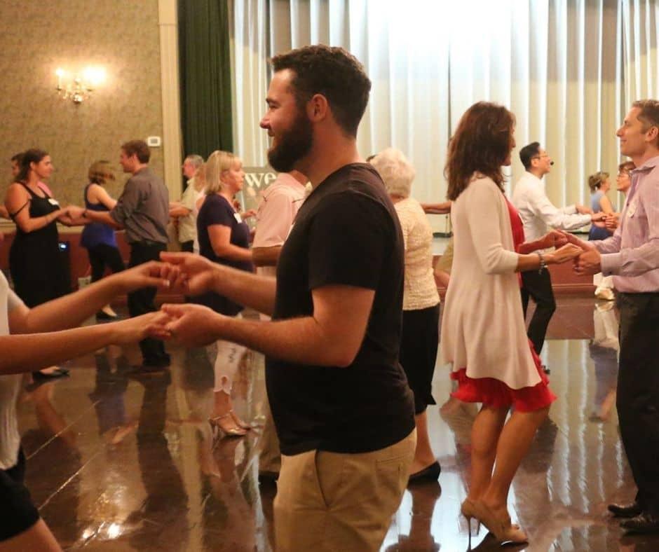 Social dance class image