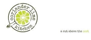 Coriander Lime Kitchen Logo