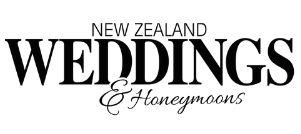 NZ Weddings Mag logo